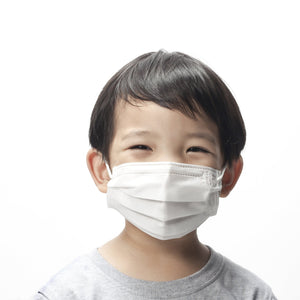Child Flat Mask (Box of 20, 8-Week Supply)