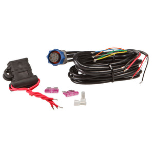 Lowrance Power Cable w-NMEA [127-08]
