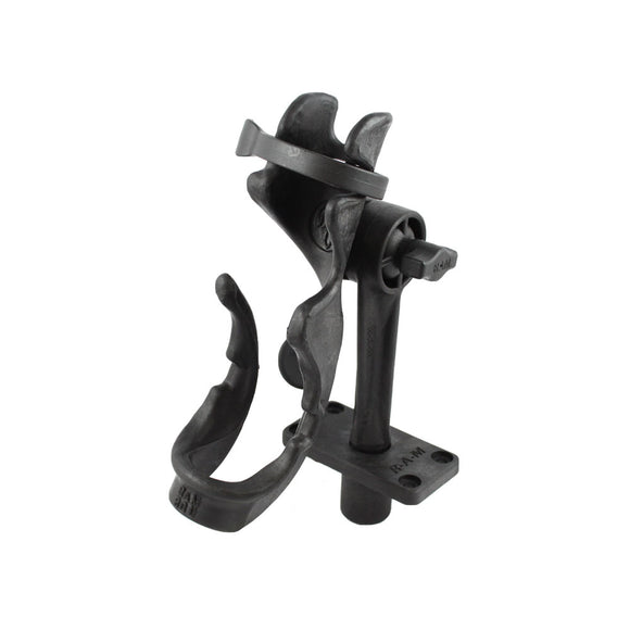 RAM Mount RAM Rod 2000 Holder w-Flush Mount [RAM-114-FU] - RAM Mounting Systems