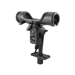 RAM Mount RAM Rod Light Speed w-Flush Mount [RAP-370-F] - RAM Mounting Systems