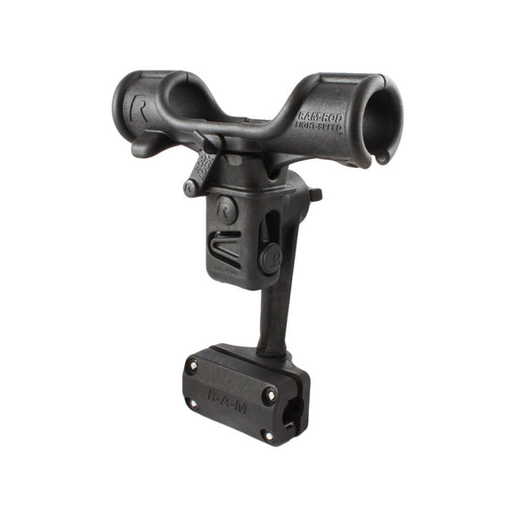 RAM Mount RAM Rod Light Speed w-Rail Mount [RAP-370-R] - RAM Mounting Systems