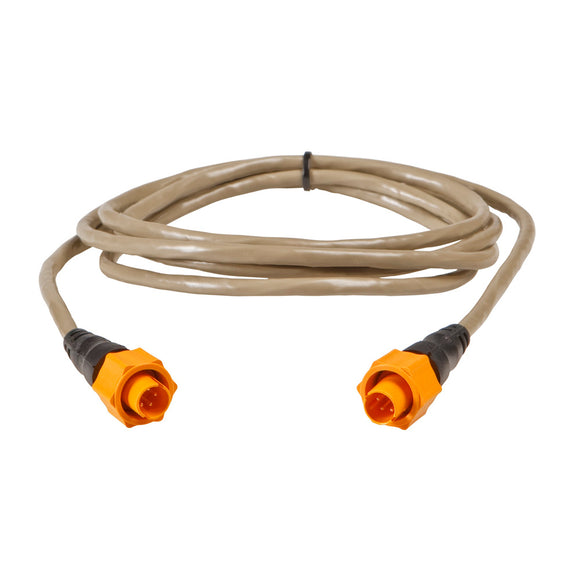 Lowrance 6 FT Ethernet Cable ETHEXT-6YL [000-0127-51] - Lowrance