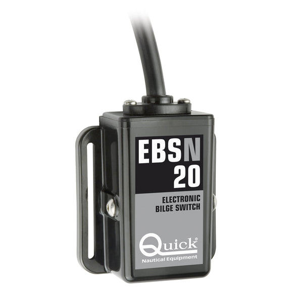 Quick EBSN 20 Electronic Switch f/Bilge Pump - 20 Amp [FDEBSN020000A00]