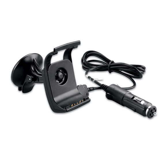 Garmin Suction Cup Mount w-Speaker f-Montana 6xx Series & Monterra [010-11654-00] - Garmin