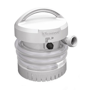 Attwood WaterBuster Portable Pump - 200 GPH [4140-4] - Attwood Marine