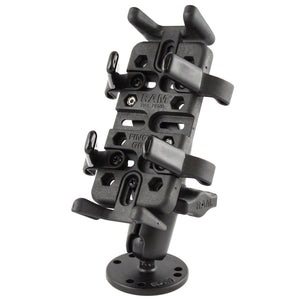 RAM Mount Universal Finger Grip Holder Surface Mount [RAM-B-138-UN4] - RAM Mounting Systems