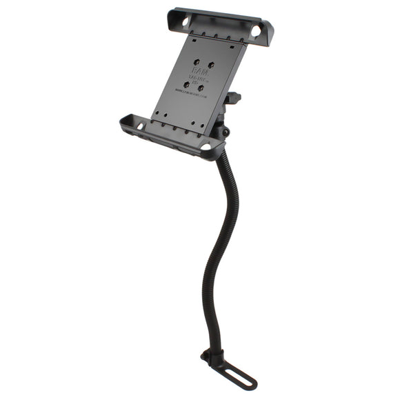 RAM Mount Tab-Tite iPad - HP TouchPad Cradle POD I Universal Vehicle Mount [RAM-B-316-1-TAB3] - RAM Mounting Systems