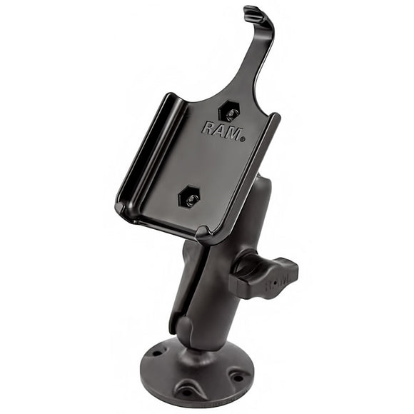 RAM Mount Apple iPhone 4-4s Composite Flat Surface Mount [RAP-B-138-AP9U] - RAM Mounting Systems