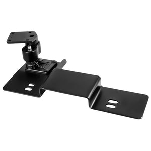 RAM Mount No-Drill Laptop Base f-Ford F-150 (2004-2013) w-Riser & Lincoln Mark LT (2005-2010) [RAM-VB-109A] - RAM Mounting Systems