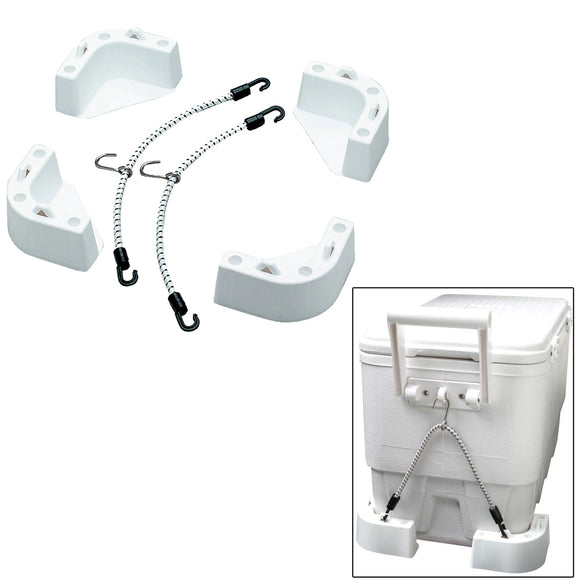 Attwood Cooler Mounting Kit [14137-7] - Attwood Marine