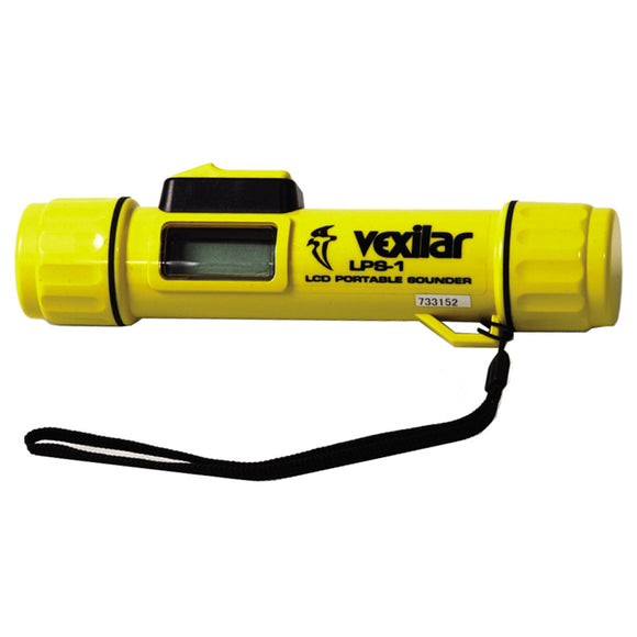 Vexilar LPS-1 Handheld Digital Depth Sounder [LPS-1] - Vexilar