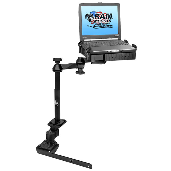 RAM Mount No Drill Vehicle System Dodge RAM 1500-5500 - 2008-2015 [RAM-VB-178A-SW1] - RAM Mounting Systems