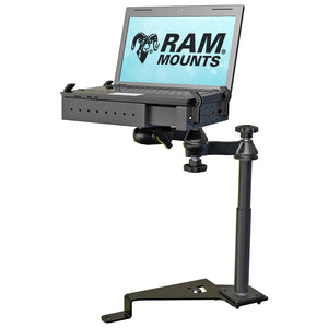 RAM Mount No-Drill Laptop Mount Vehicle System f-2015-2018 Ford F-150 [RAM-VB-195-SW1] - RAM Mounting Systems