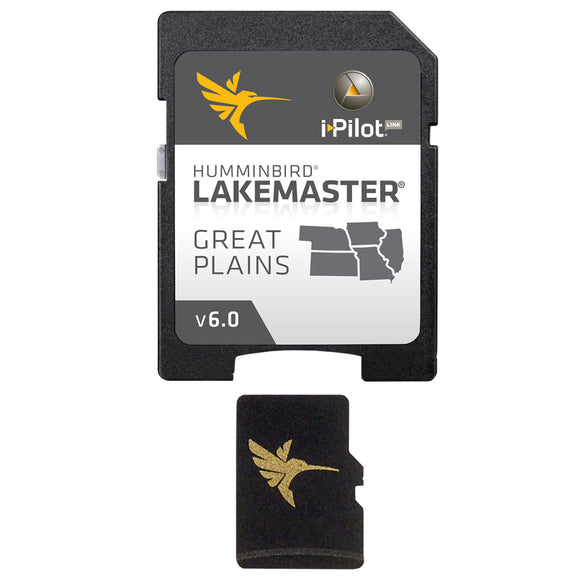 Humminbird LakeMaster Chart Great Plains [600017-5] - Humminbird