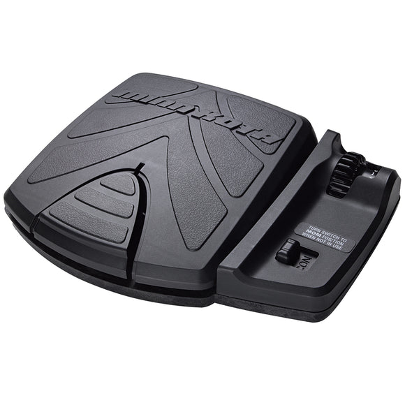 Minn Kota PowerDrive Bluetooth Foot Pedal - ACC Corded [1866070] - Minn Kota