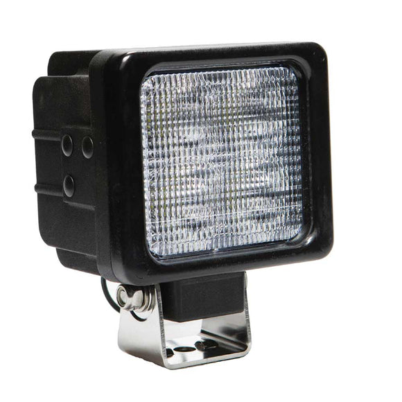 Golight GXL LED Work Light Series Fixed Mount Flood light - Black [4021]