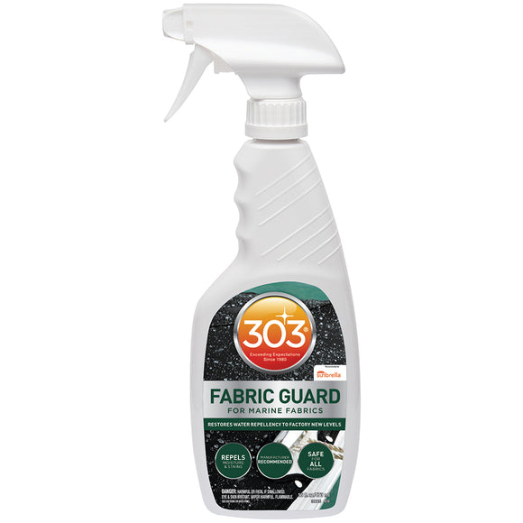 303 Marine Fabric Guard with Trigger Sprayer - 16oz *Case of 6* [30616CASE] - 303