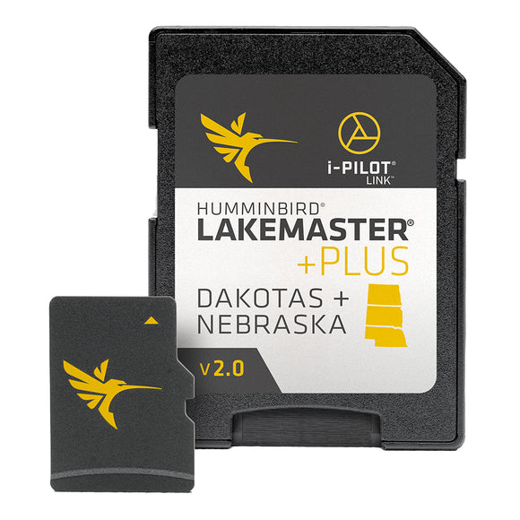 Humminbird LakeMaster PLUS - Dakotas + Nebraska - Version 2 [600013-6]