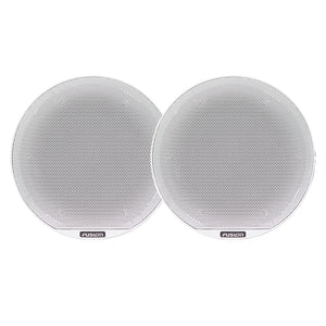 "FUSION SG-F772W Signature Series 3 - 7.7"" Speakers - White Classic Grille [010-02433-00]"