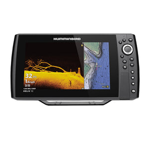 Humminbird HELIX 10 MEGA DI+ GPS G4N CHO Display Only [411410-1CHO]