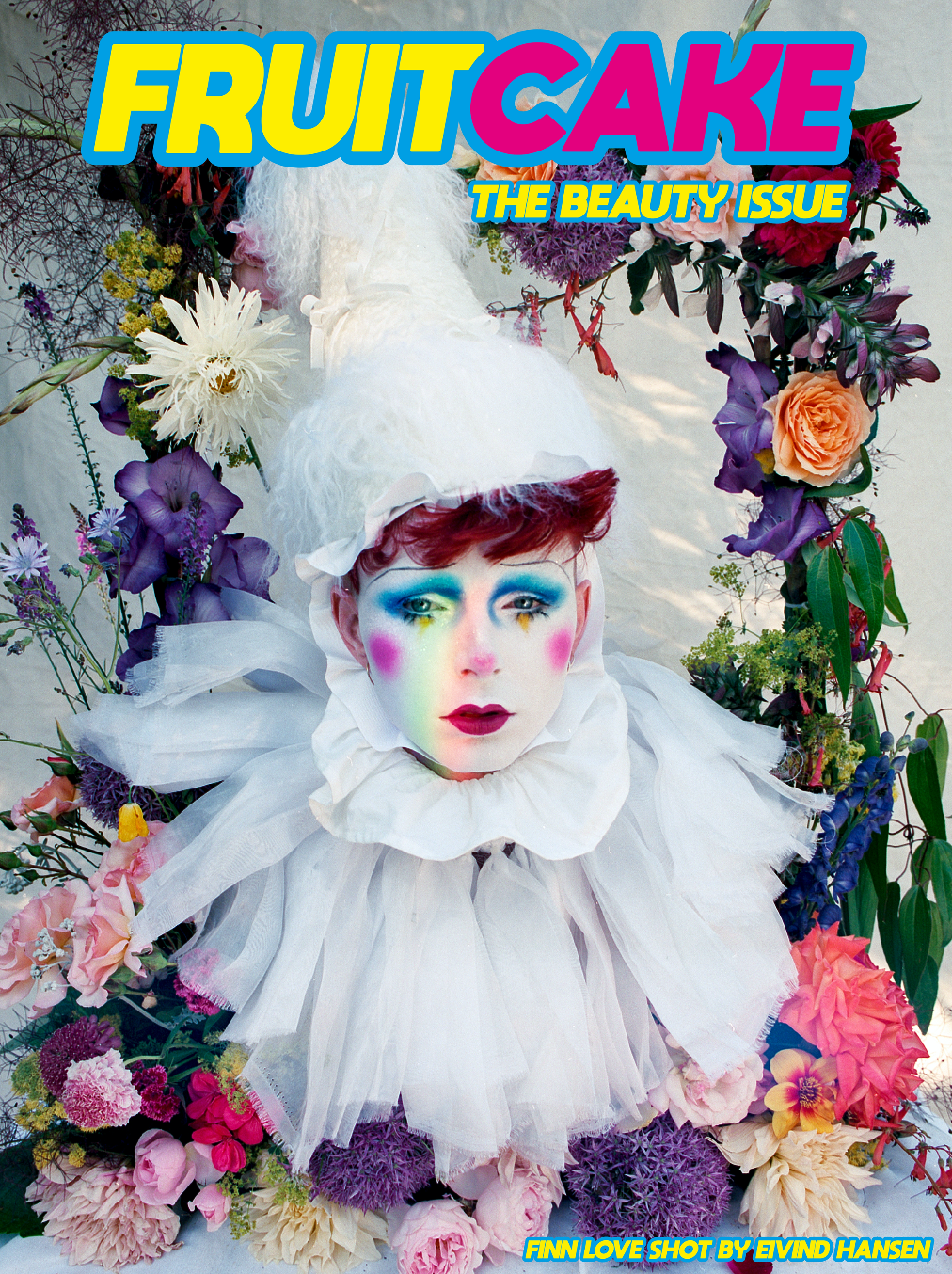 FRUITCAKE Magazine - The Beauty Issue PREORDER