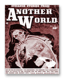 "Another World NO. 3 - 11"" x 14"" Mono Tone Print (Choose Your Color)"