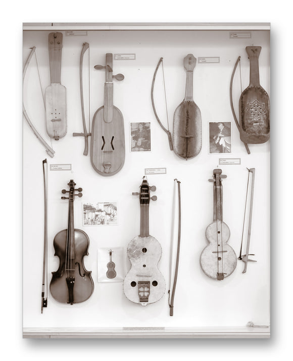 Bowed String Instruments 1 - 11