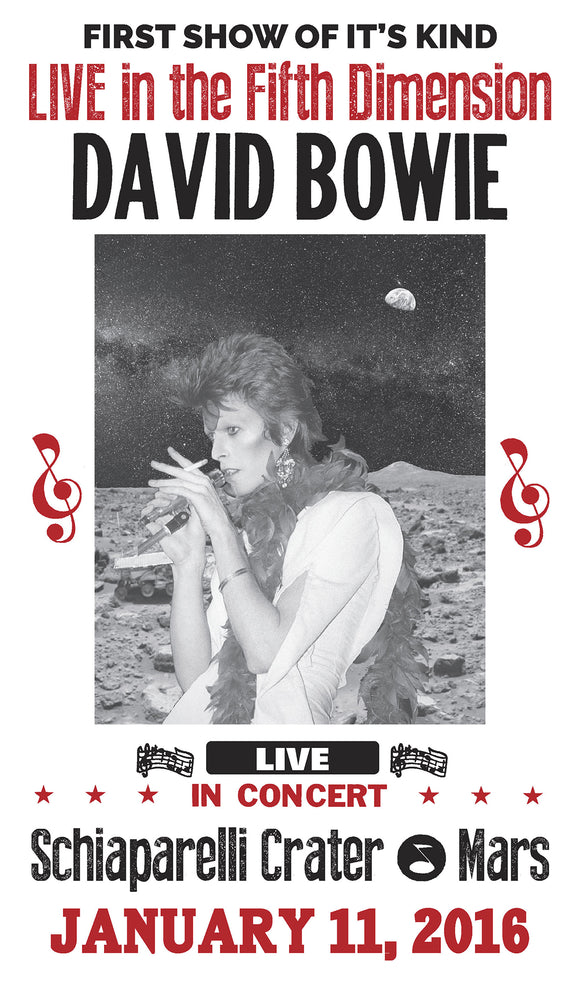 Live in the Fifth Dimension - David Bowie - 13