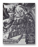 "Lost Planet Airmen - 11"" x 14"" Mono Tone Print (Choose Your Color)"