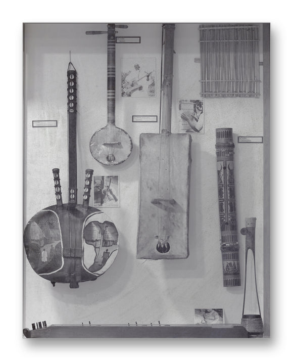 Plucked String Instruments No. 2 - 11