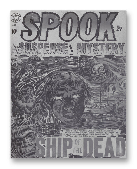 SPOOK! NO. 27 - 11
