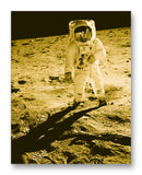 "Moon Walk 11"" x 14"" Mono Tone Print (Choose Your Color)"