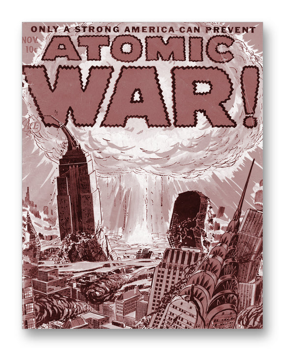 Atomic War Comic No1 11