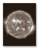 "Venus Across the Sun 1 11"" x 14"" Mono Tone Print (Choose Your Color)"