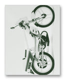 "Magnum Racing Moped 11"" x 14"" Mono Tone Print (Choose Your Color)"
