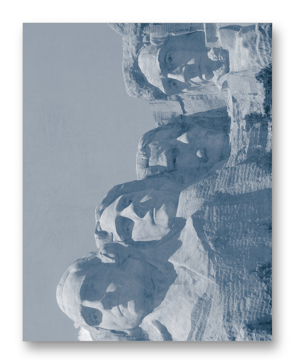 Mount Rushmore Close Up 11