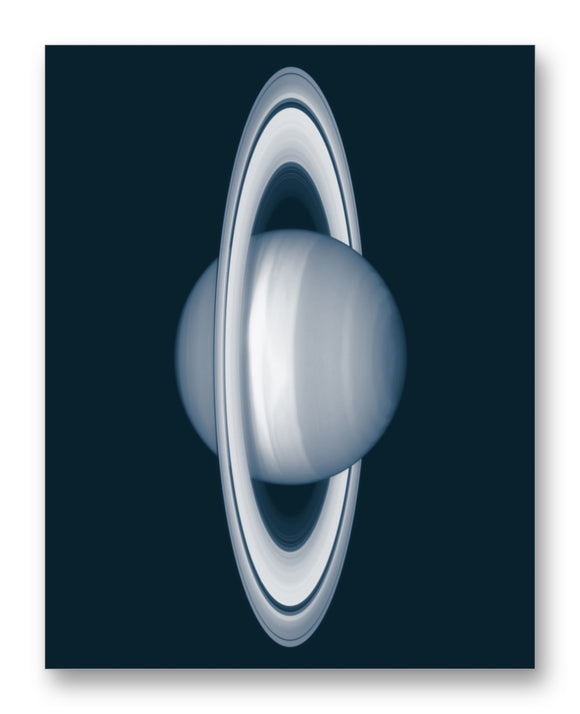 Saturn from Hubble 11