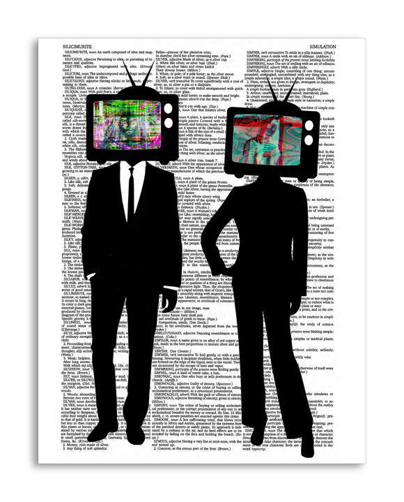 TV Head Couple 8.5