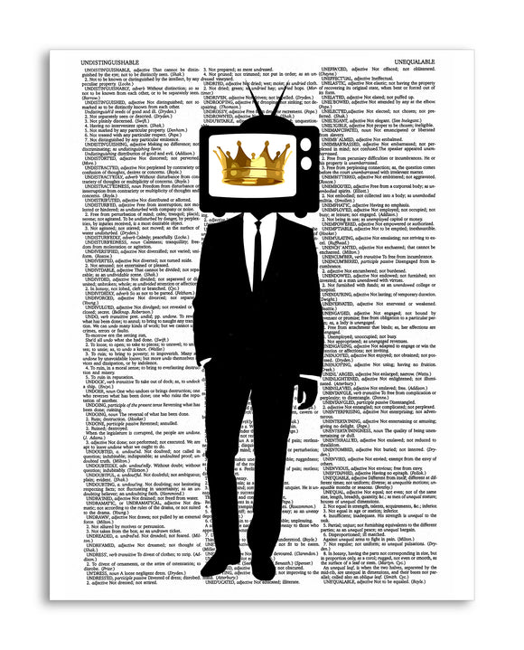 King TV Head 8.5