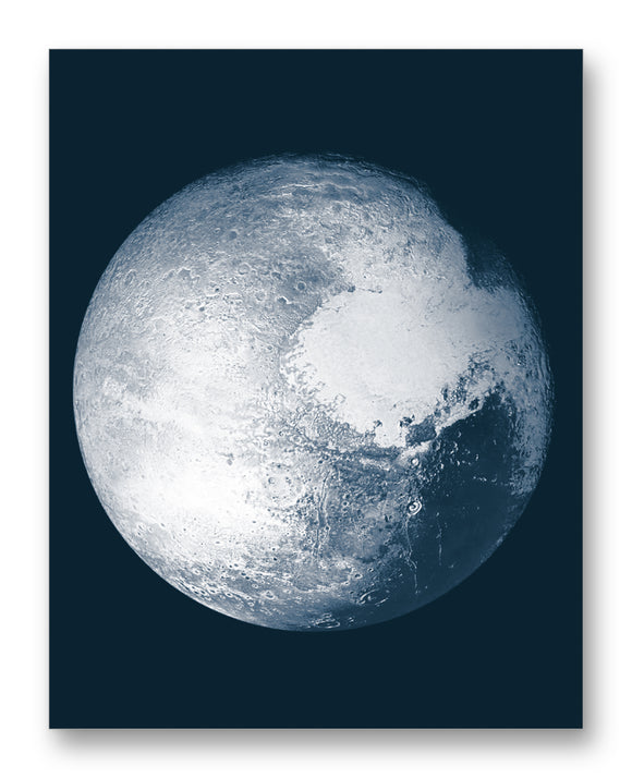 Pluto from New Horizons 11