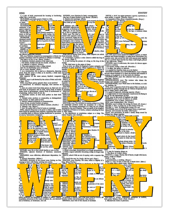 Elvis Is Everywhere 8.5