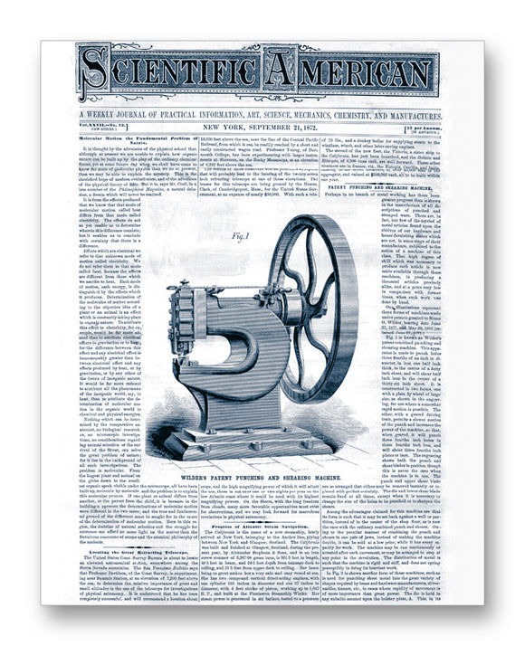 Scientific American 09-21-1872 11