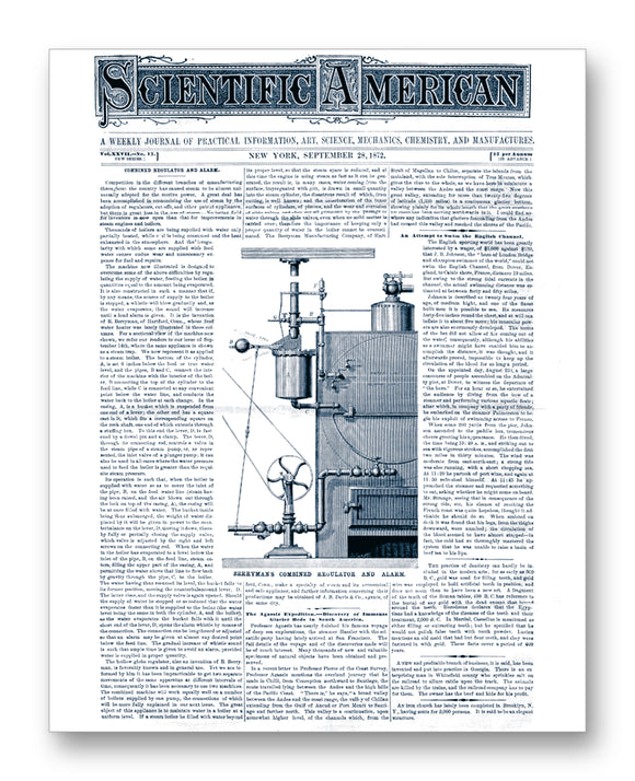Scientific American 09-28-1872 11