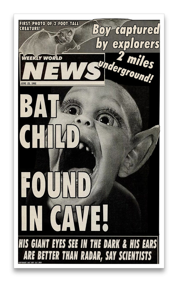 Weekly World News Bat Boy 13