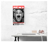 "Weekly World News Bat Boy Mask 13"" x 22"" Showprint Poster"
