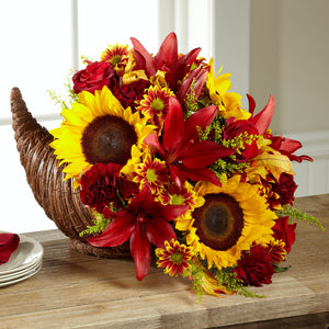 Fall Harvest Cornucopia by Better Homes and Gardens