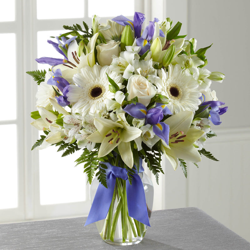 Miracle's Light Hanukkah Bouquet