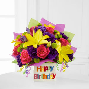 Happy Birthday Bouquet