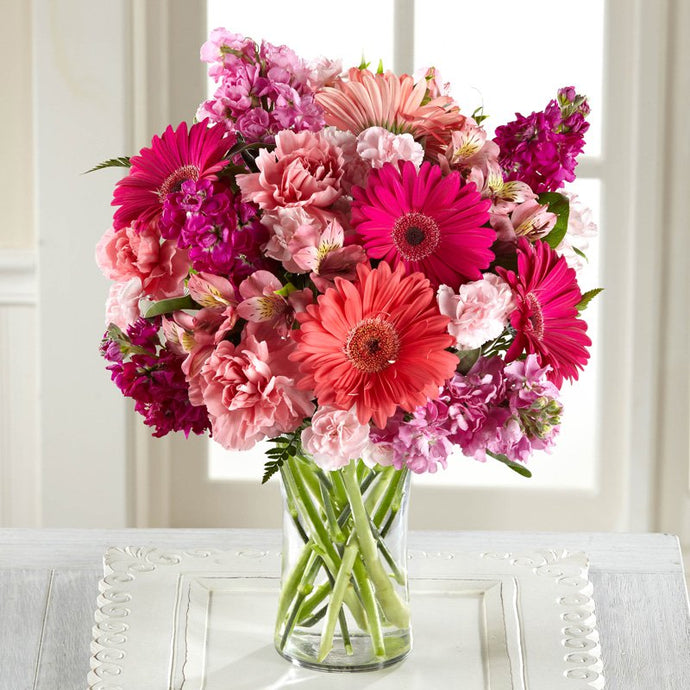 Blushing Beauty Bouquet