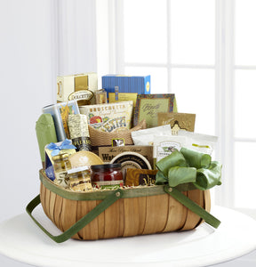 Heartfelt Sympathies Gourmet Basket